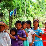 Visite chez les indiens Ngnobe-Bugle - Soloy, Panama