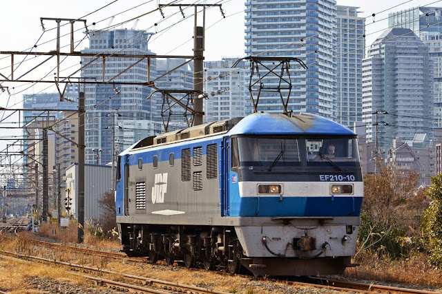 Tàu điện EF210 Momotaro