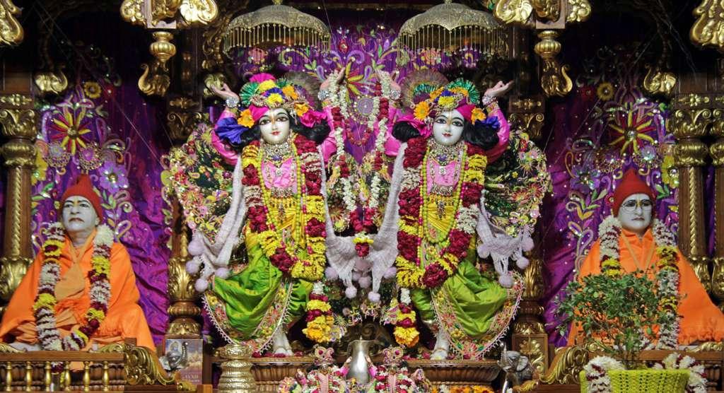 ISKCON Delhi Deity Darshan 18 Dec 2015 (5)