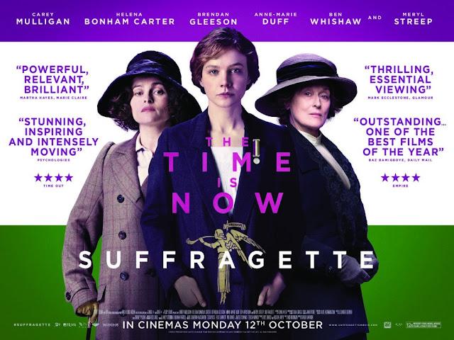 Οι Σουφραζέτες (Suffragette) Wallpaper