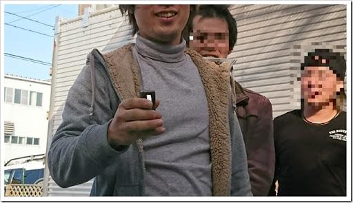 DSC 0065 thumb%25255B2%25255D - 【VAPERの休日】愛知爆煙会「不審者とBBQとシイタケとシーシャで楽しむ秋の空」