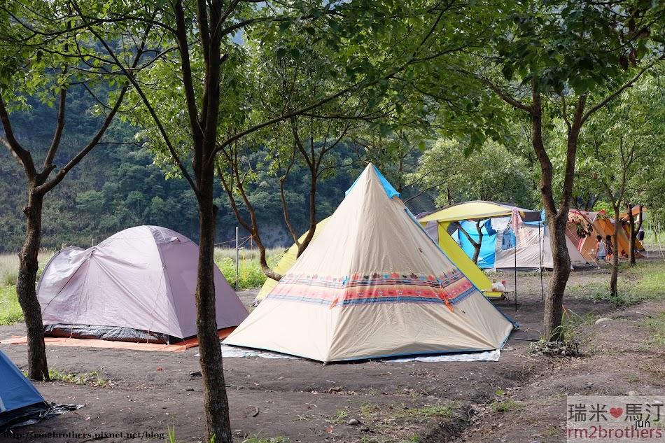 羅浮紅橋河畔露營區