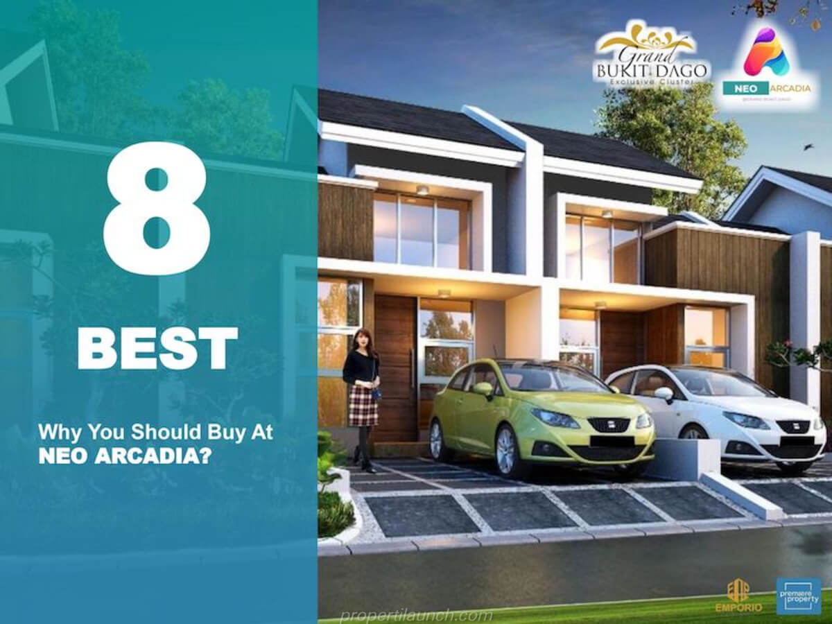 Cluster Neo Arcadia Grand Bukit Dago