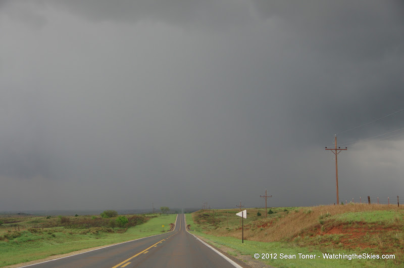 04-14-12 Oklahoma & Kansas Storm Chase - High Risk - IMGP0400.JPG