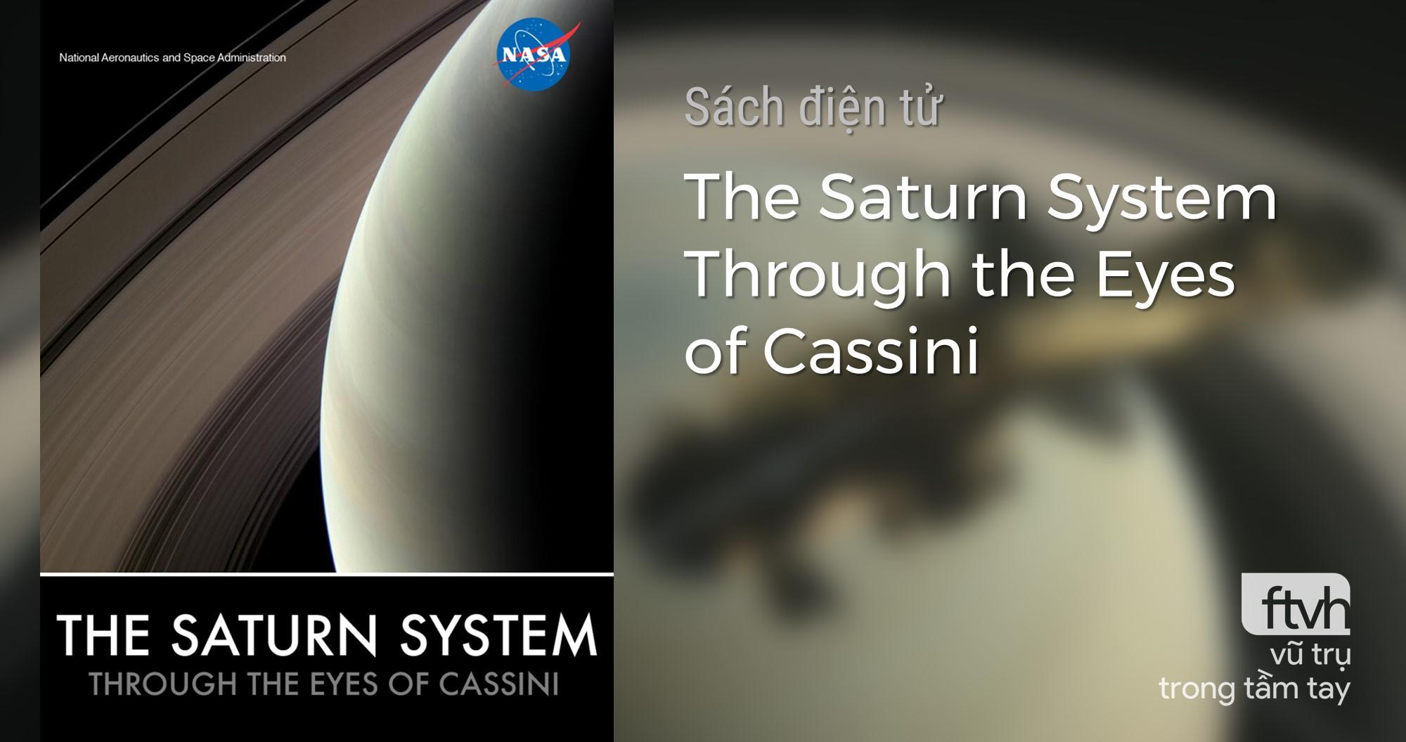 [Ebook] The Saturn System Through the Eyes of Cassini – Hệ thống của Sao Thổ qua mắt nhìn của Cassini