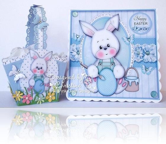 GD Cutie Pie bunny