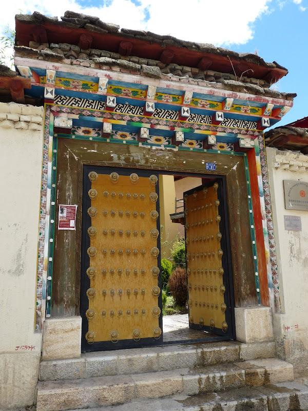 Chine. Yunnan.Shangri la Course hippique annuelle - P1250816.JPG
