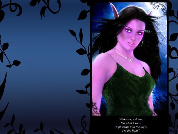 Magical Mage Magic, Elven Girls 2