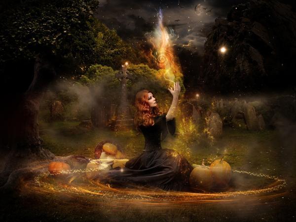 Silent Heathen Magic, Wicca Girls