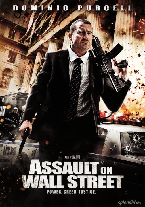 Sát Thủ Phố Wall - Assault On Wall... (2013)