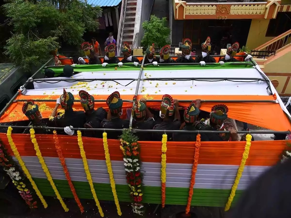 GALWAN HEROES likely to be honoured posthumously on Republic Day