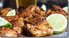 Le ali di pollo al peperoncino