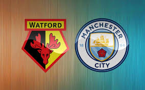Watford vs Manchester City Premier League Match Highlights