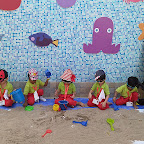 Beach Party by Playgroup Morning Section at Witty World, Chikoowadi (2018-19)