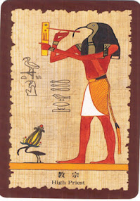Cover of Aleister Crowley's Book The Invocation of Thoth
