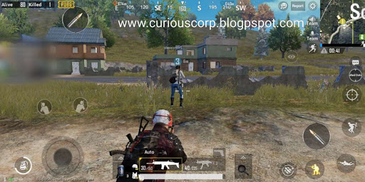 crouch approach in pubg