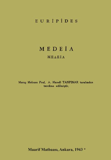 Euripides – Medeia