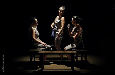 La casa.- A-Teatral, sobre La casa de Bernarda Alba (Federico García Lorca)