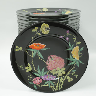 Raynaud & Co. Limoges 24-Piece Plate Set