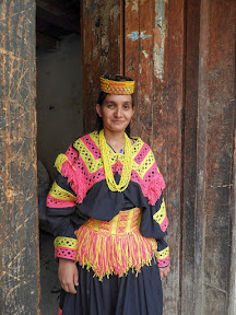 Old and Historical valley, Kalash, Chitral