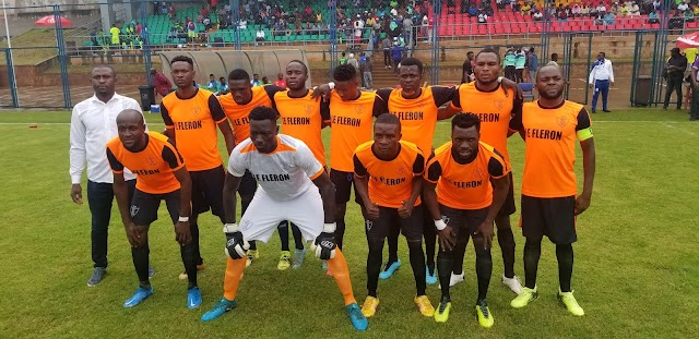 National Interpools: Matchday Two, Gazelle through to Elite Riziere out