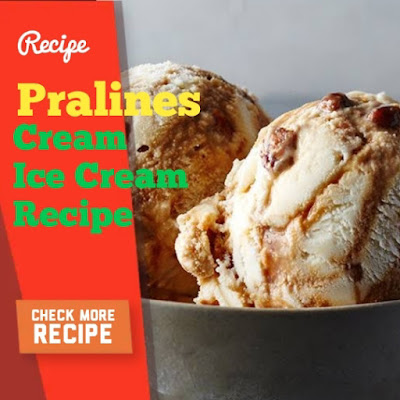 Pralines 'n' Cream Ice Cream