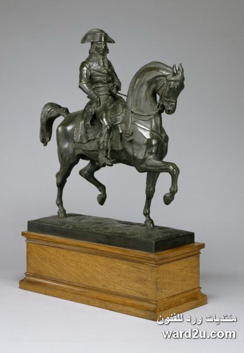 النحات الفرنسى انطوان لويس باراى Antoine Louis Barye