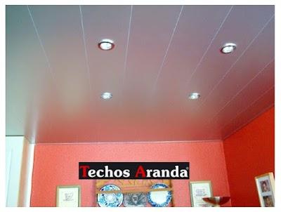 Pagina Web Techos de Aluminio Madrid