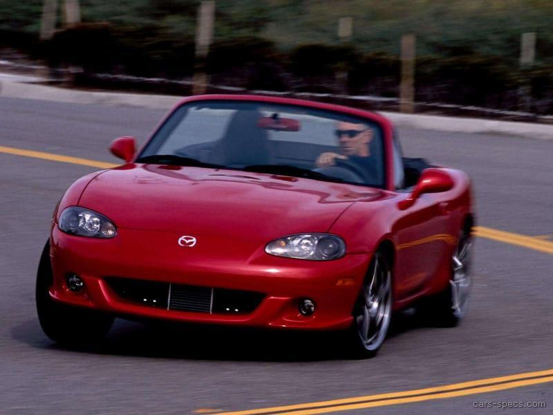 2004 mazda mazdaspeed mx 5 miata convertible specifications pictures prices. Black Bedroom Furniture Sets. Home Design Ideas