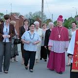 Wizytacja Ks. Arcybiskupa Edwarda Ozorowskiego w Surażu - 12.05.2011