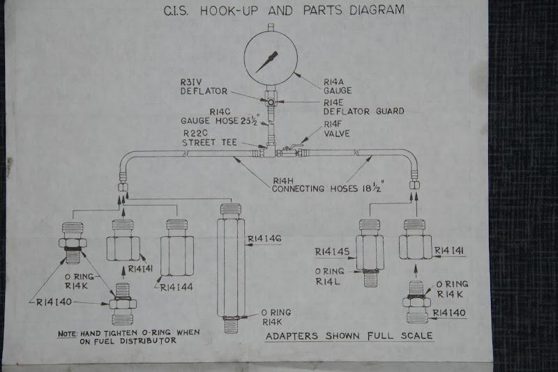 Porsche Fuel Pressure Diagram Wiring Diagram