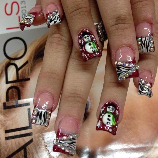 Top Diamond Nail Art Designs 2016 Style You 7