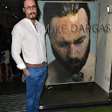 OIC - ENTSIMAGES.COM - Mike Dargas The Artist  at the  Mike Dargas - private view at Opera Gallery in London  5th July 2016 Photo Mobis Photos/OIC 0203 174 1069