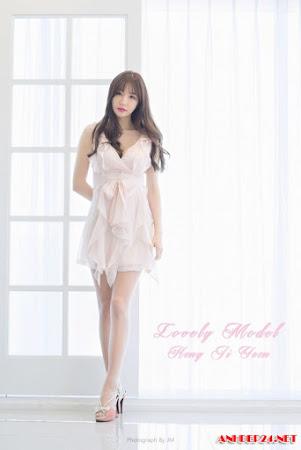 Hong Ji Yeon xinh đẹp gợi cảm