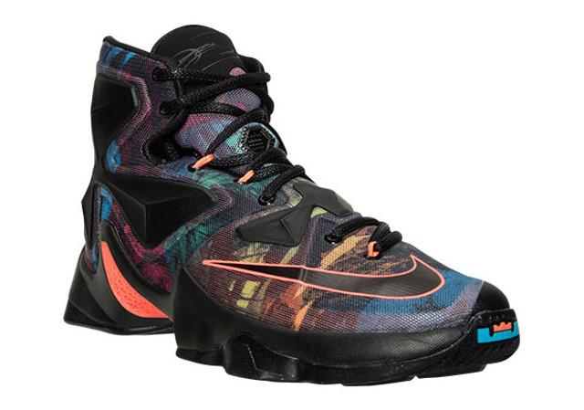Upcoming Akronite Nike LeBron 13 Drops on November 21st ... 403beea65