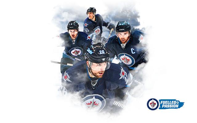 Winnipeg Jets Themes & New Tab