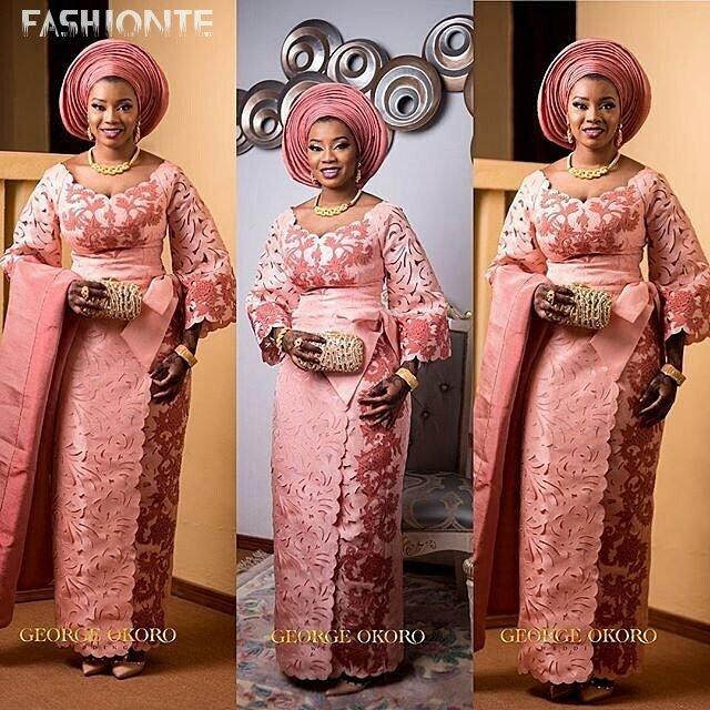Fashionable Ankara fabric for elegant ladies