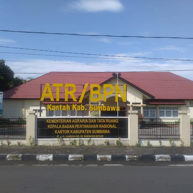 Kantor Pertanahan Kabupaten Sumbawa Office Building