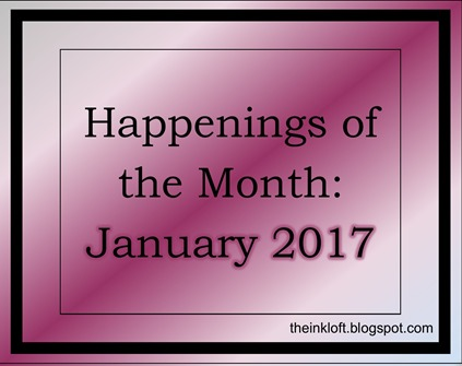 Happenings of the Month Jan 2017