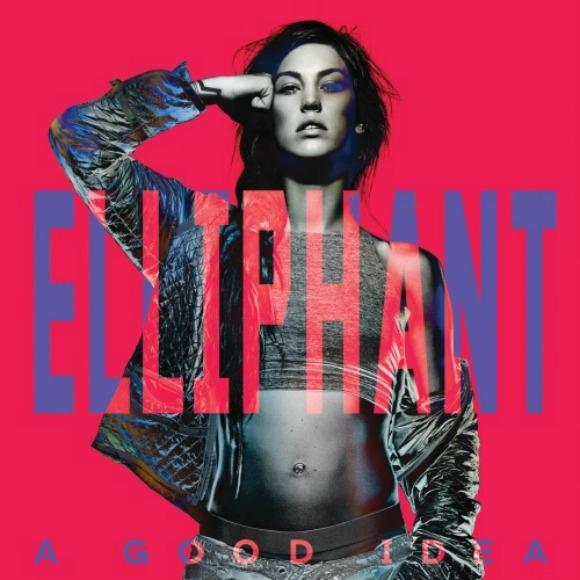 Elliphant A Good Idea Album Cover