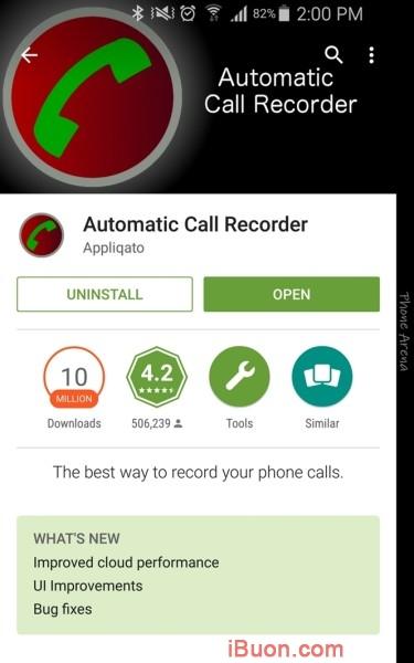 Ảnh mô phỏngTải Automatic Call Recorder - Ghi âm cuộc gọi cho Android - Ghi-am-cuoc-goi-tren-Android-1
