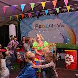 Kidzshow.nl feesttent Floralia Langezwaag