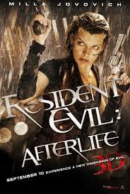 Resident Evil 4-Afterlife 2010