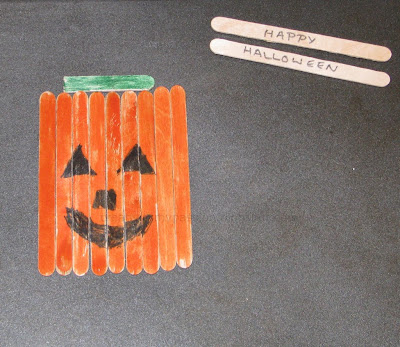 Magnetic craft stick