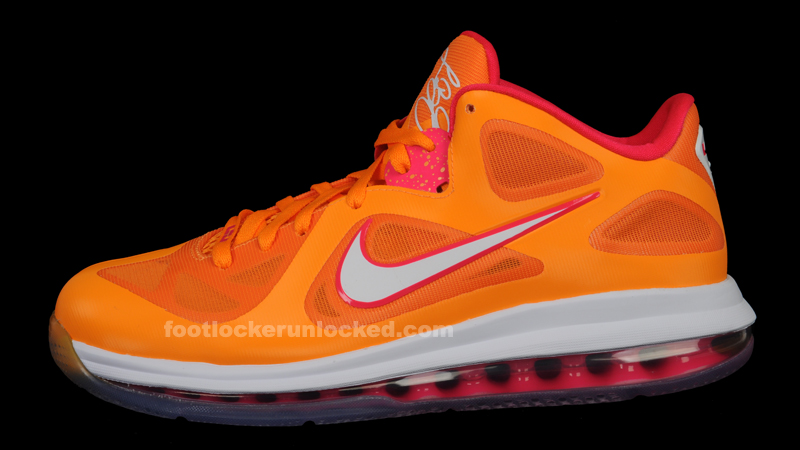 timeless design 6af9f ca1be ... Additional Look at Nike LeBron 9 Low 8220Floridians8221 Exclusive ...