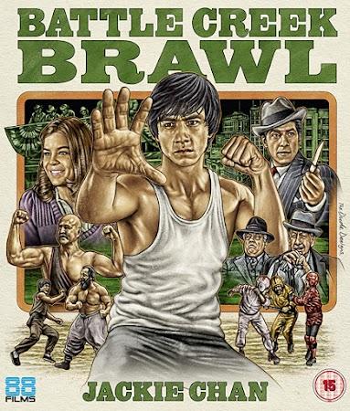 Poster Of Battle Creek Brawl 1980 In Hindi Bluray 720P Free Download