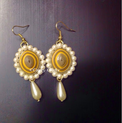 Quilrd earrings