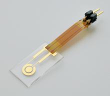 リングディスク電極