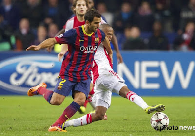 Trois points pour Martin Montoya (FC Barcelone)!