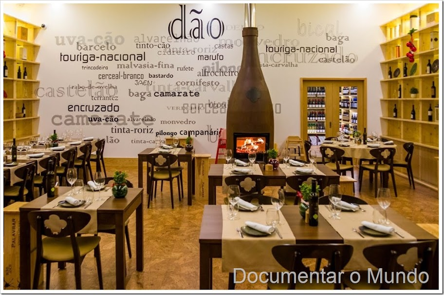 Lusovini, adega Nelas, antiga cooperativa de Nelas, vinhos do Dão, vinhos Pedra Cancela, Taberna da Adega, chef António Batista